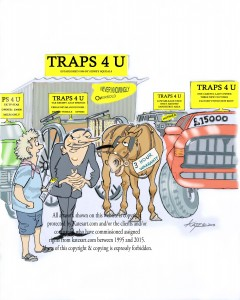 carriage driving secondhand deals for traps
